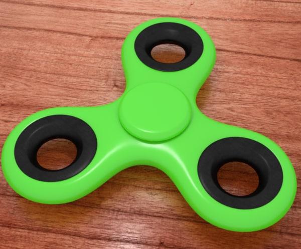 3D fidget spinner animations games
