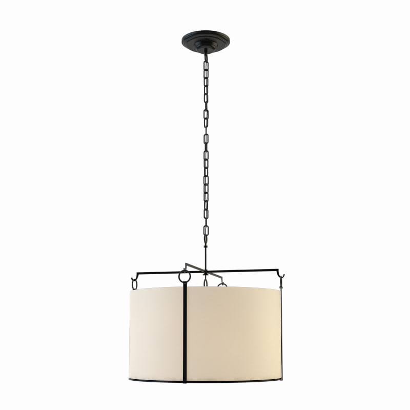3D aspen large hanging shade model