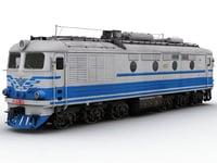 Passenger locomotive TEP10