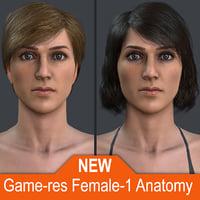 Female _1_ anatomy (Update : 8-2-17)