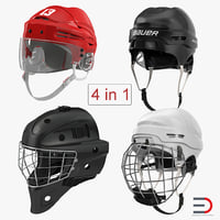 hockey helmets model