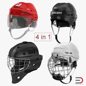 hockey helmets model