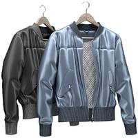 3D bomber jackets