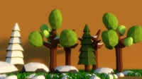 low poly assets pack