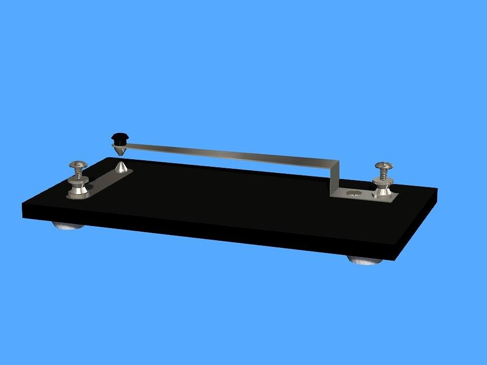 tap key 3D