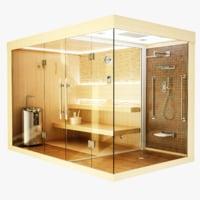 kray sauna model