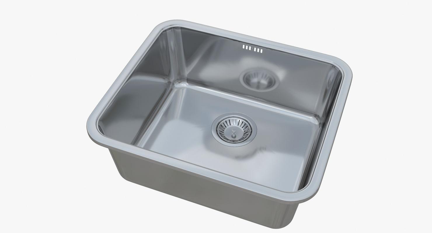 3D sink stala jazz p-40pt