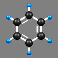 Benzene 3D Models and Textures | TurboSquid.com