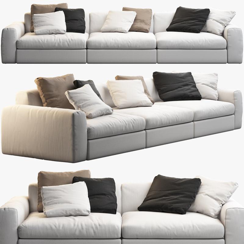 poliform sofas model