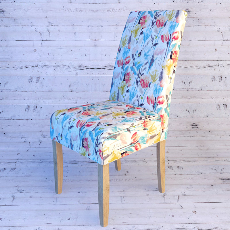 dining chair 3D model