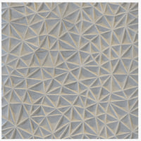 3D decorative seamless wall panel