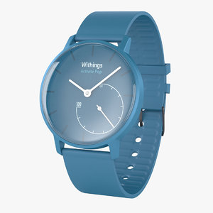 withings pop activite 3D model