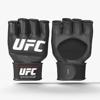 ufc official fight gloves 3D