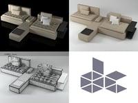 3D domino 8