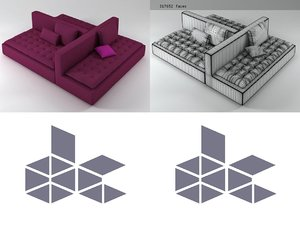 3D domino 3
