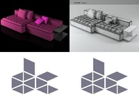 domino 2 3D