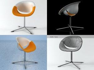 3D model chair 05