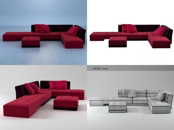 patchwork 14 3D model