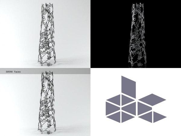 po 0802 3D model