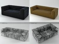 nuvola sofa 3D