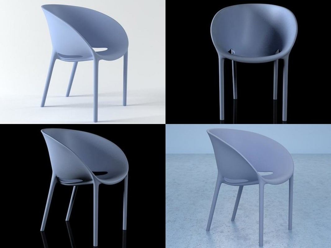 soft egg chair model