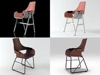 3D showtime chair