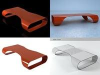 lite sphaus 3D model