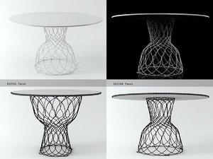 3D re-trouvé tables