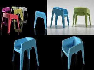 3D chair 06