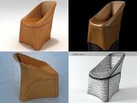 3D raw moroso model
