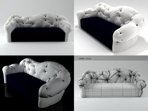 nubola sofa 3D model