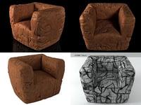 3D sponge edra model