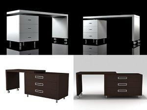 cineline desks model
