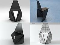 tri iform 3D model