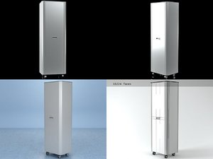 3D travel cupboard