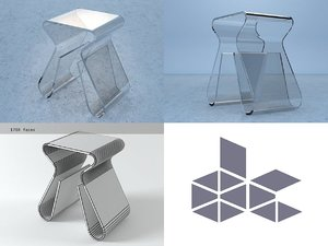 3D magino table
