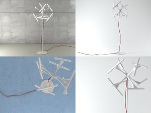 ottavia floor 3D model
