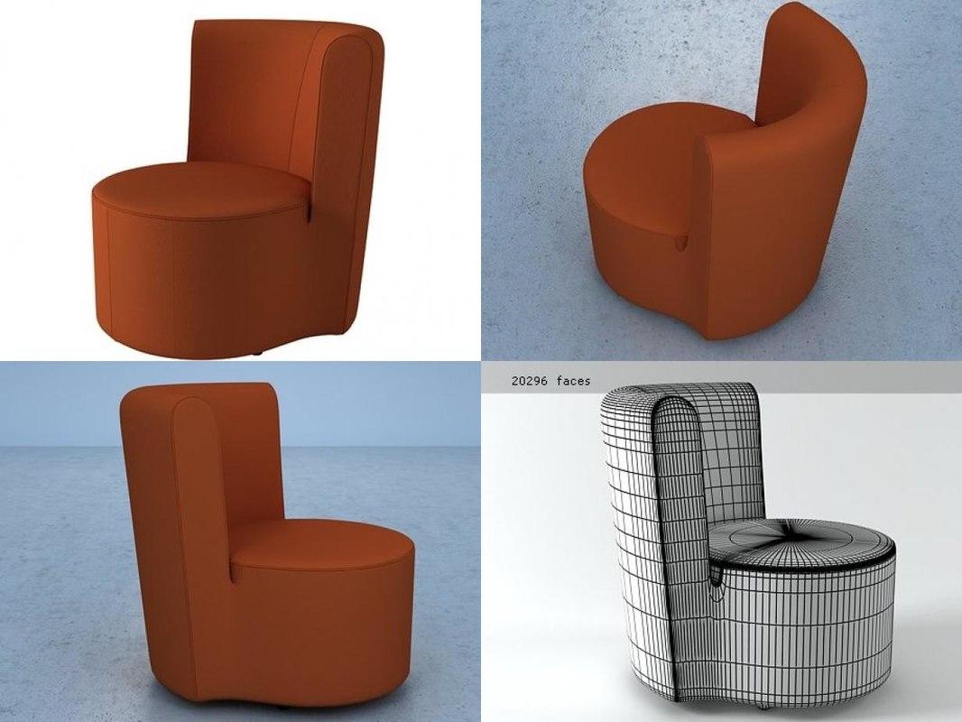 ovo large 3D model