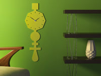 codice clock lime green 3D model
