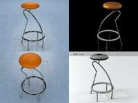 guizzo stool model