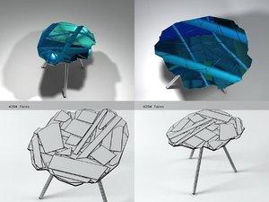 3D brasilia edra