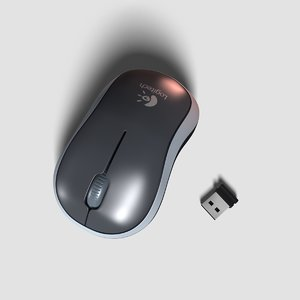 logitech m185 wireless mouse model