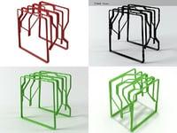 metro hay 3D model