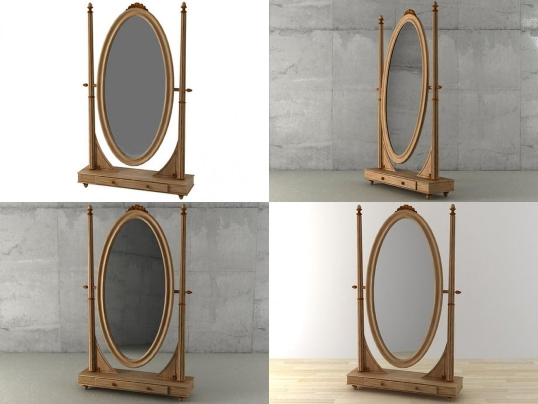 mirror 4597 3D