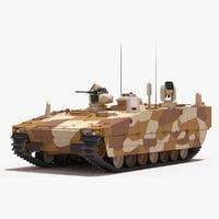 CV90 Armadillo (Desert Camo)