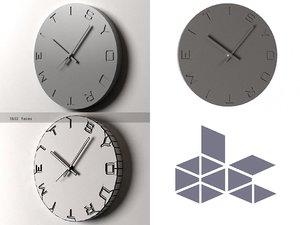 s time 3D model