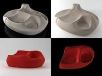 saruyama moroso 3D model