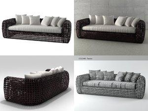 matilda sofa 3D model