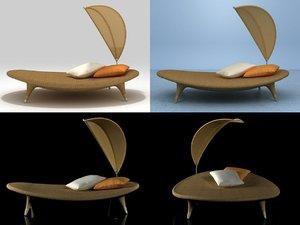 3D elitre model