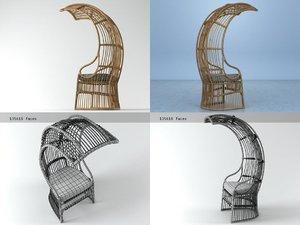 3D model cobra